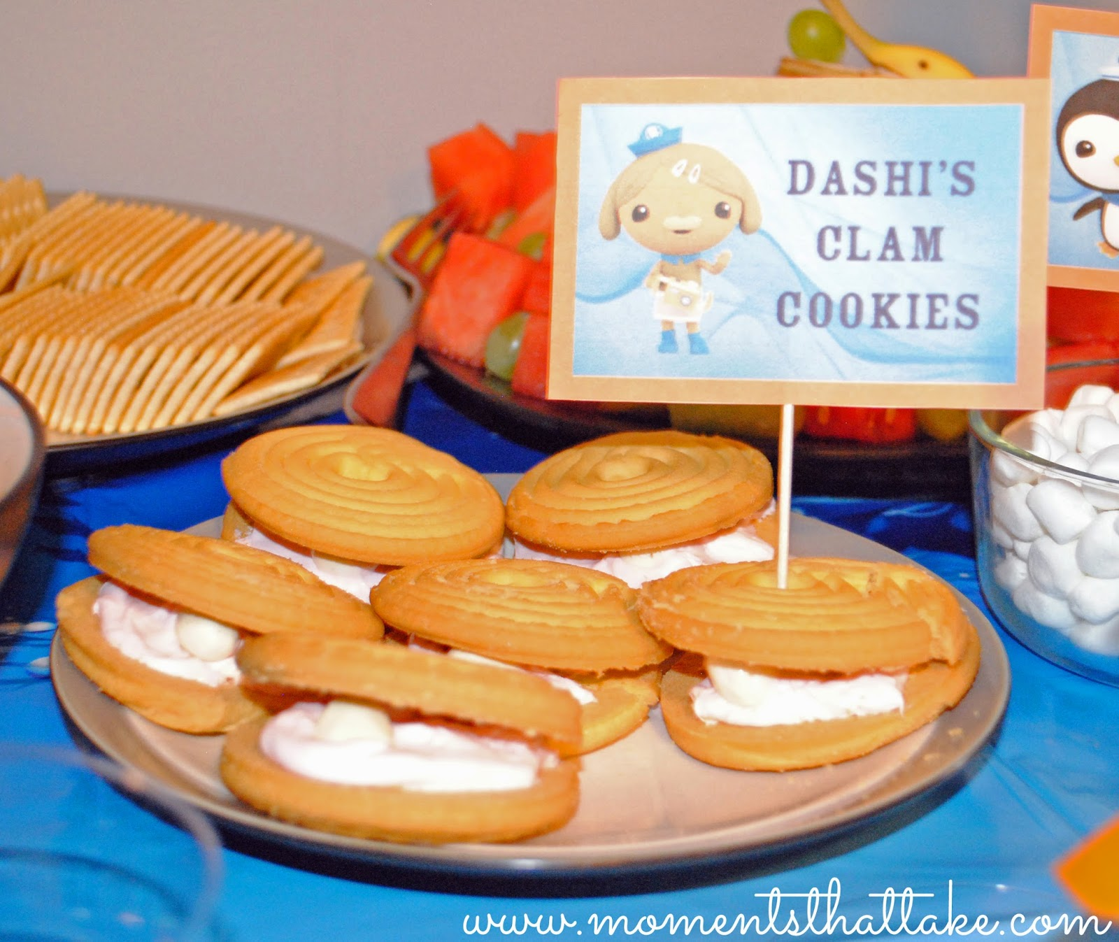 Dashi's Clam Cookies