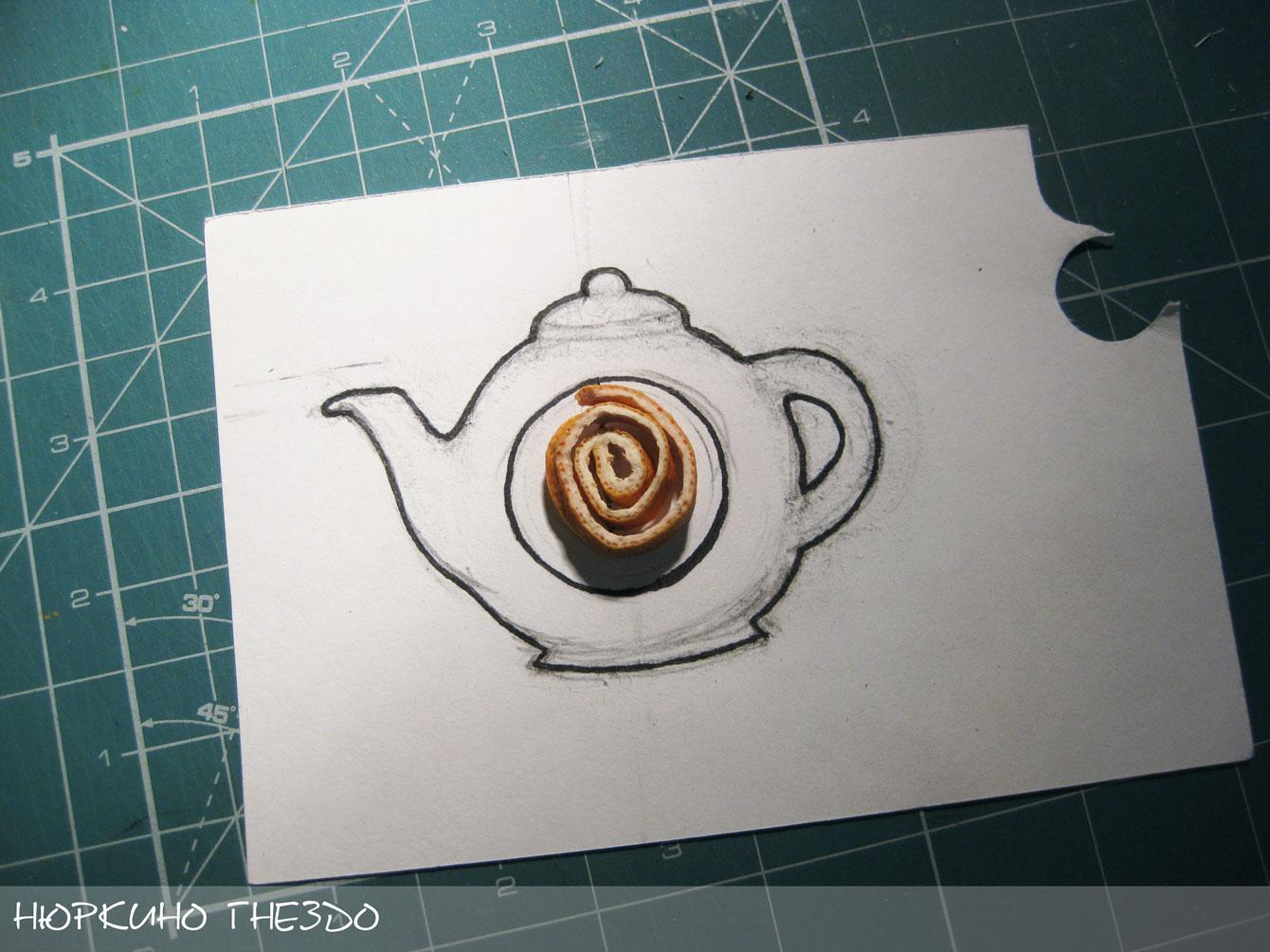 Чайник из пластика