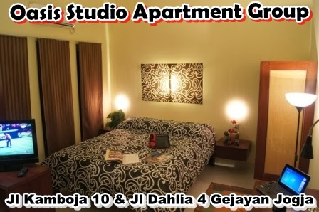 apartment at jogja