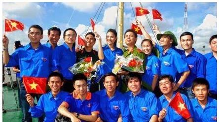 Nhiều bạn trẻ Bình Định tình nguyện làm việc tại các vùng khó khăn