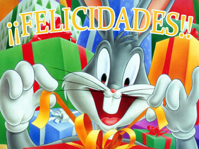 Felicidades Bugs Bunny