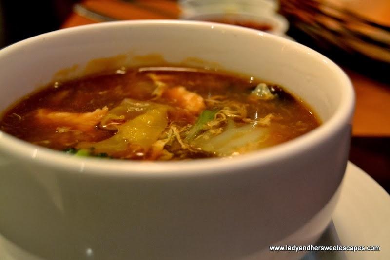 Sizzling Wok's Hot Pot