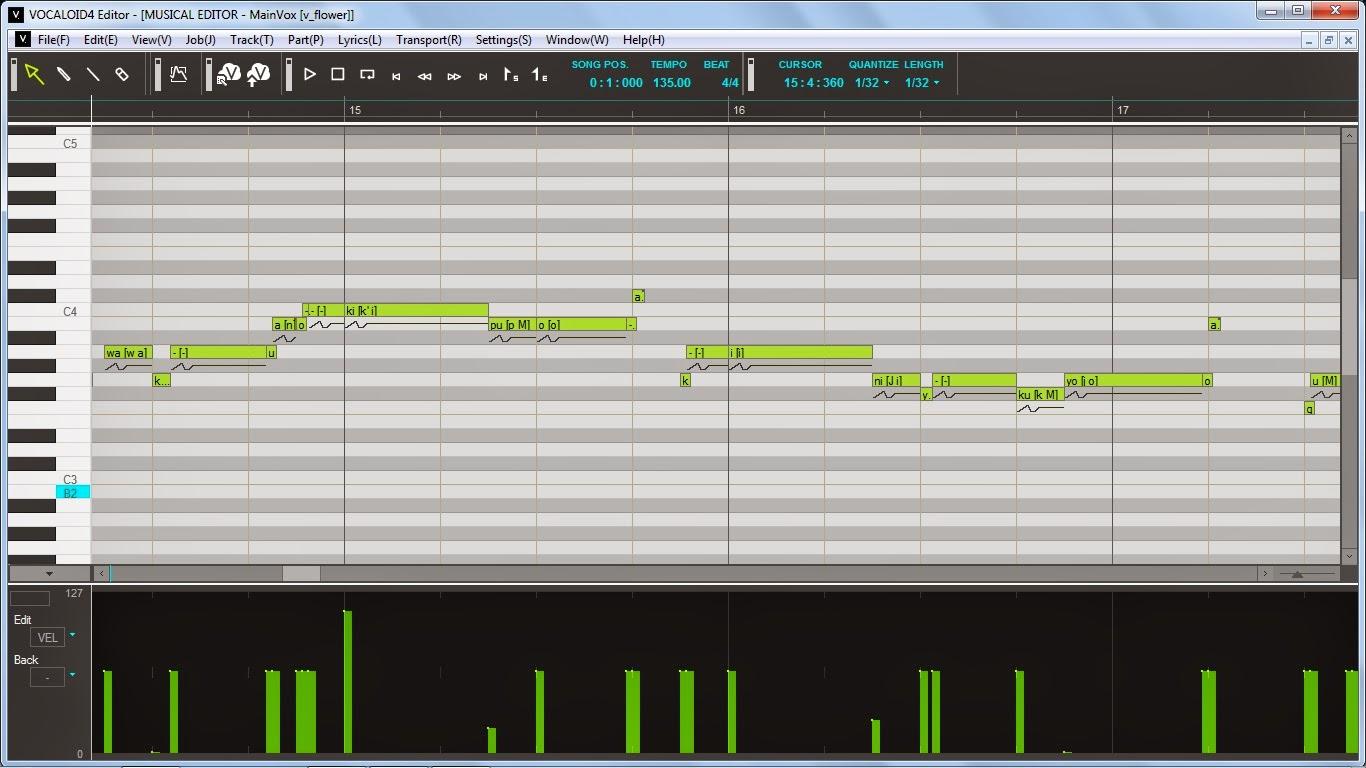 Choco Share: Vocaloid Editor 4.2.1 Full Version