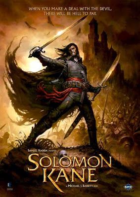 Capa - Solomon Kane – O Caçador de Demônios
