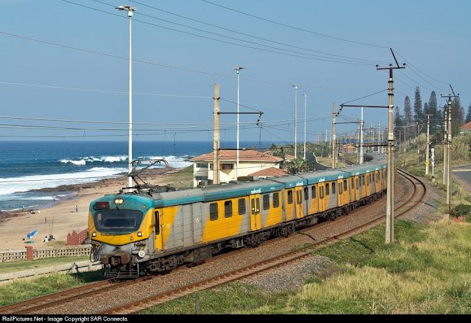 Type 10M5 Metrorail Set
