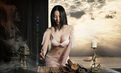 Galeri Cewek China