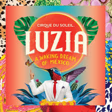 Congrats to our WINNER out of 545 entries, Emily Z! You won 2 Tickets to Cirque du Soleil's LUZIA!!