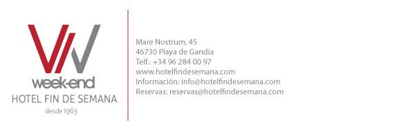 Hotel Fin de Semana - Week End