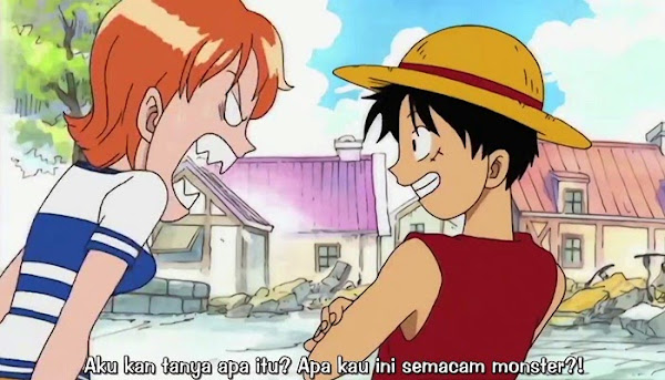 One Piece Episode 7 Subtitle Indonesia (Special Edition)