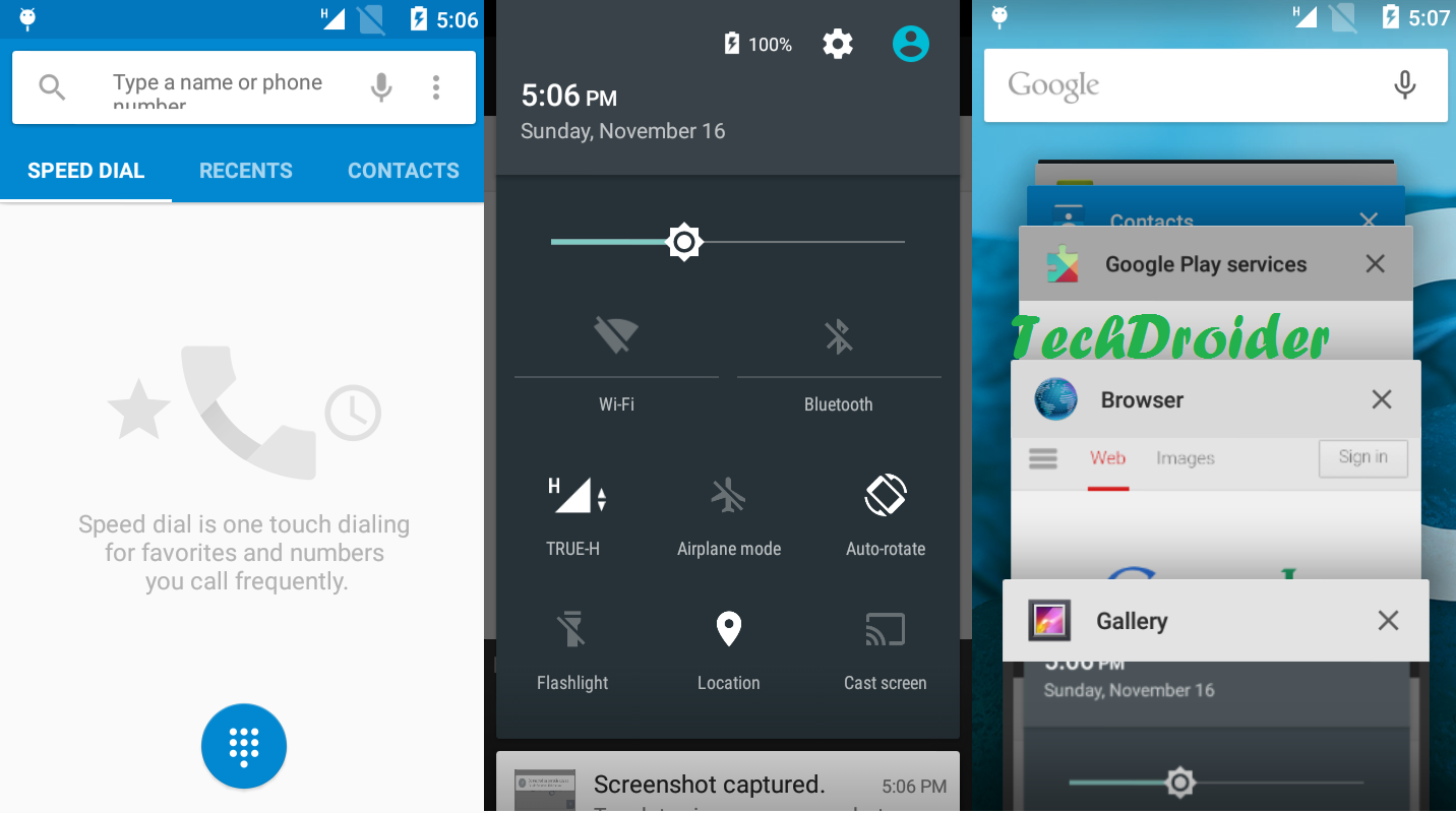 Update Galaxy Grand 2 G to Android Lollipop with CM ROM [How To] - Tutorial / Guide