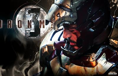 Wallpaper Iron Man 3