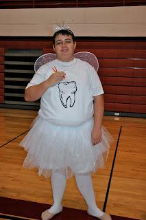 Tooth Fairy Halloween costumes www.traceeorman.com