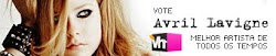 [vote] Avril Lavige VH MELHOR ARTISTA