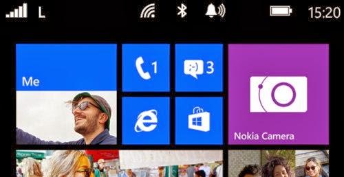 Per i device wp8 con display full hd sarà possibile aggiungere la terza colonna nei live tiles nella pagina iniziale