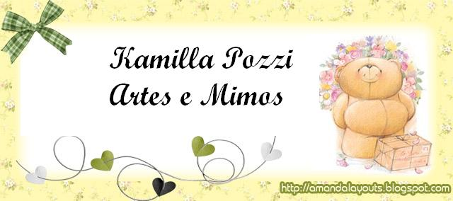 Kamilla Pozzi Artes e Mimos