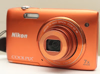 Jual Nikon Coolpix S3500 Bekas