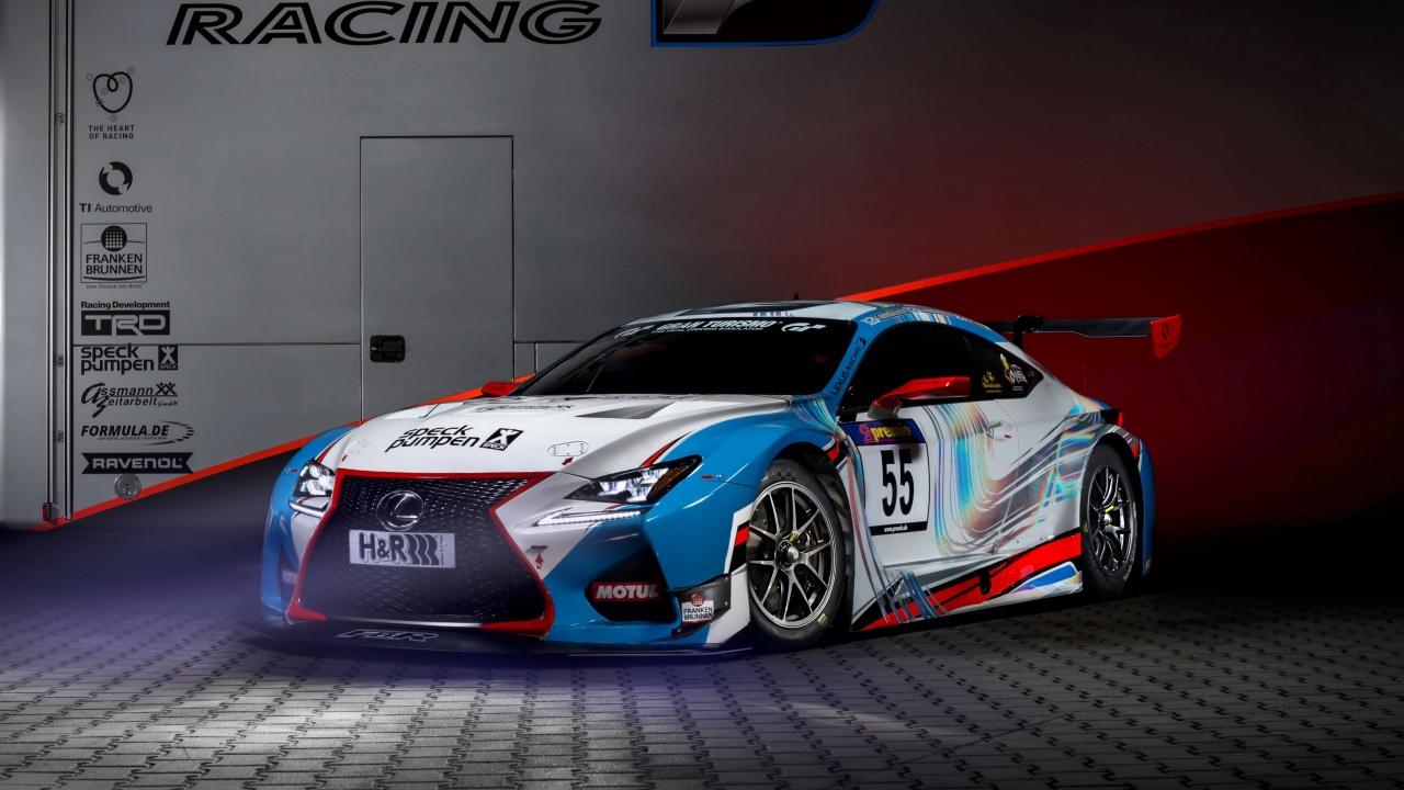 Lexus RC F GT3 Concept 3