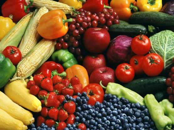 Fruits and Veggies