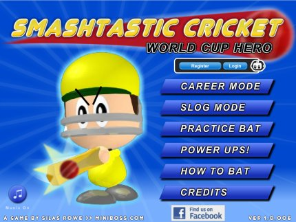 Image result for smashtastic cricket
