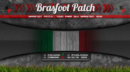 Atualização Camp. Italiano (Janeiro 2015) – Brasfoot 2014