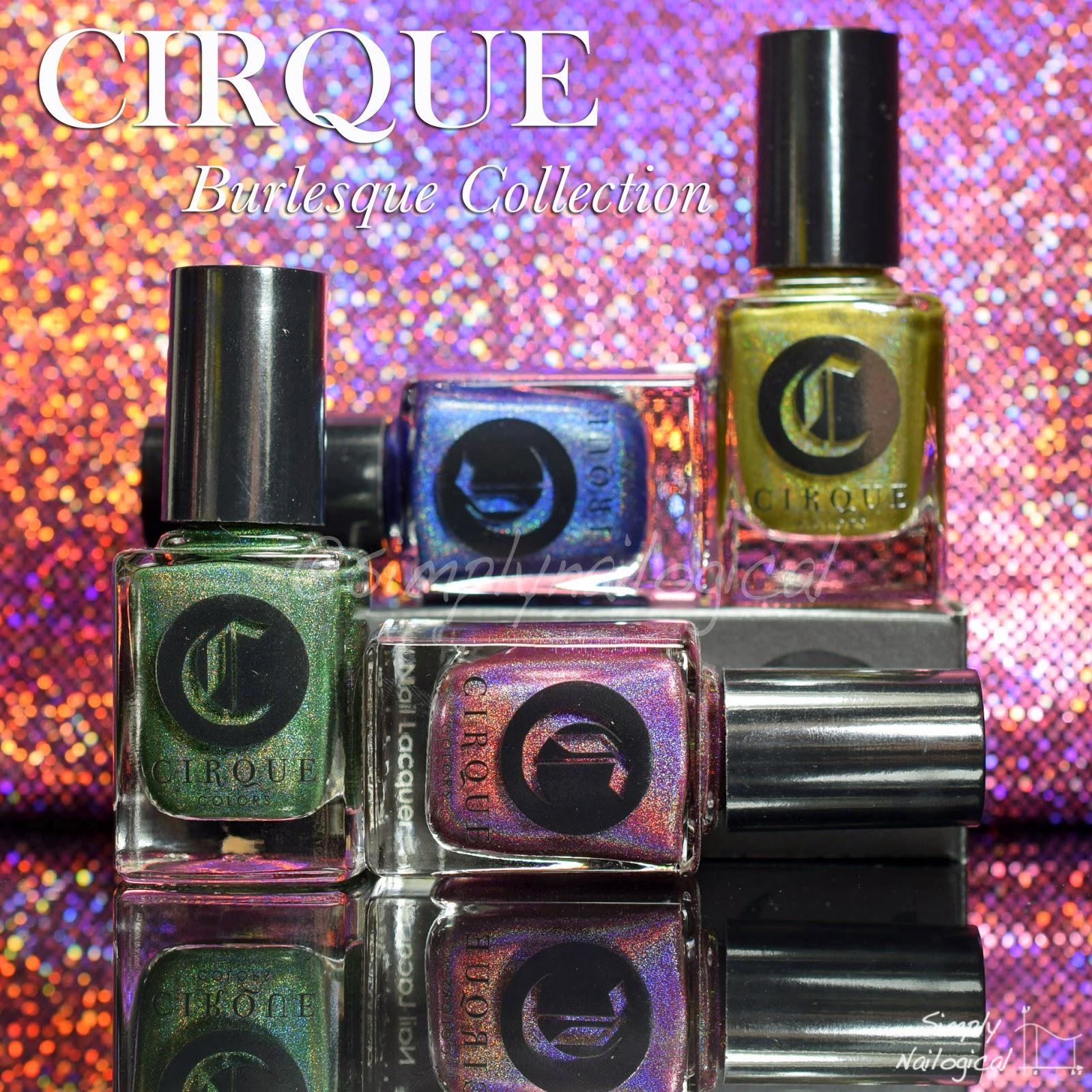 Cirque Burlesque collection