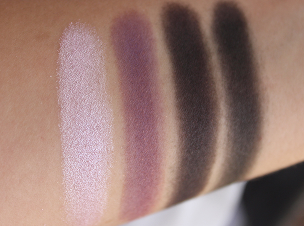 wet n wild petal pusher palette review swatches makeup look