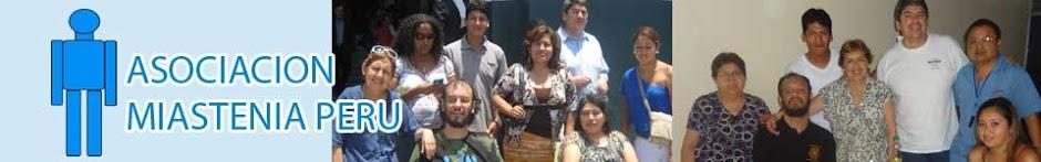 Asociación Miastenia Perú