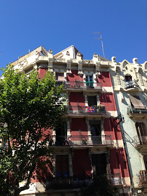 архитектура, Барселона, Испания