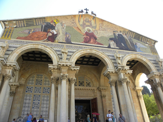 Basilica of the Agony