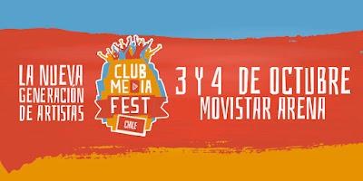 Club Media Fest Chile 2015 en Octubre entradas primera fila no agotadas donde comprar puntoticket