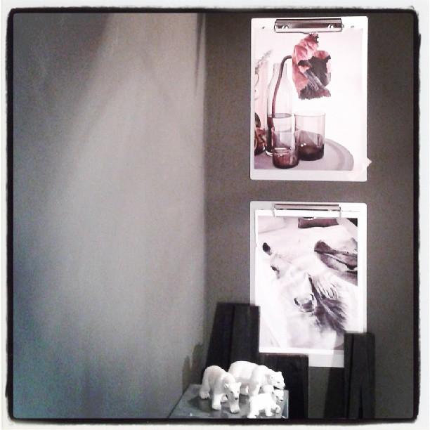 Photo @ Atelier rue verte / Moodboard