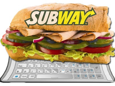 subway veggie sub