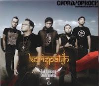 Chord Gitar Krispatih - Cuma Manusia