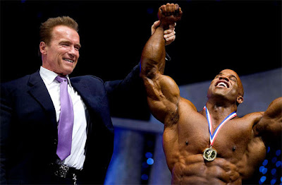 Bodybuilding Champion