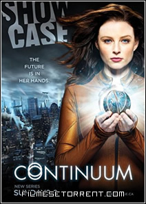 Continuum 1 Temporada Torrent Dublado