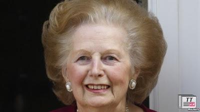 Cựu Thủ tướng Anh Margaret Thatcher