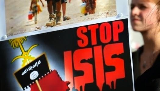 Alto al Estado Islámico