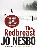Book Cover - The Readbreast - Jo Nesbø