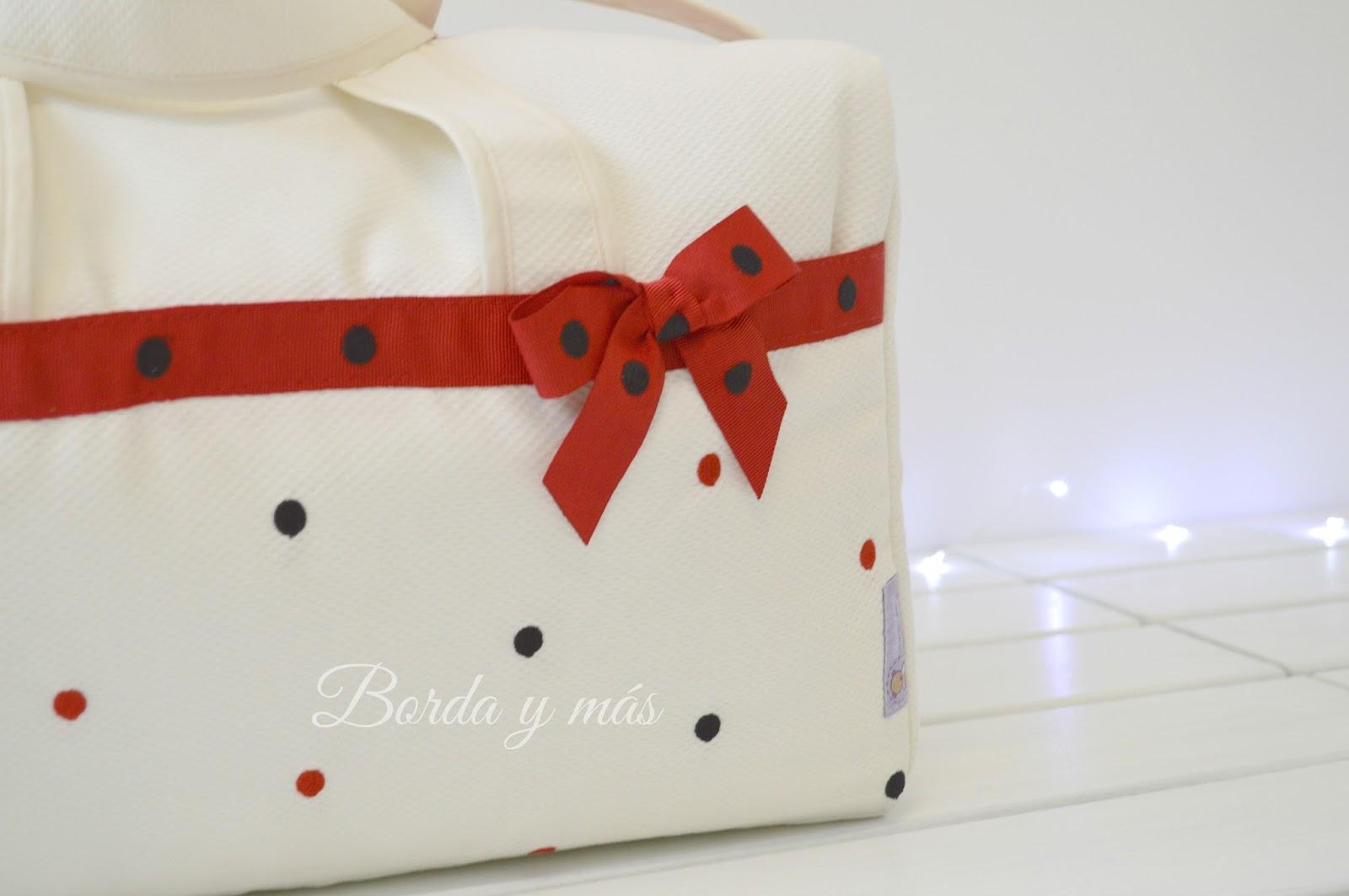 bolsa de maternidad personalizada