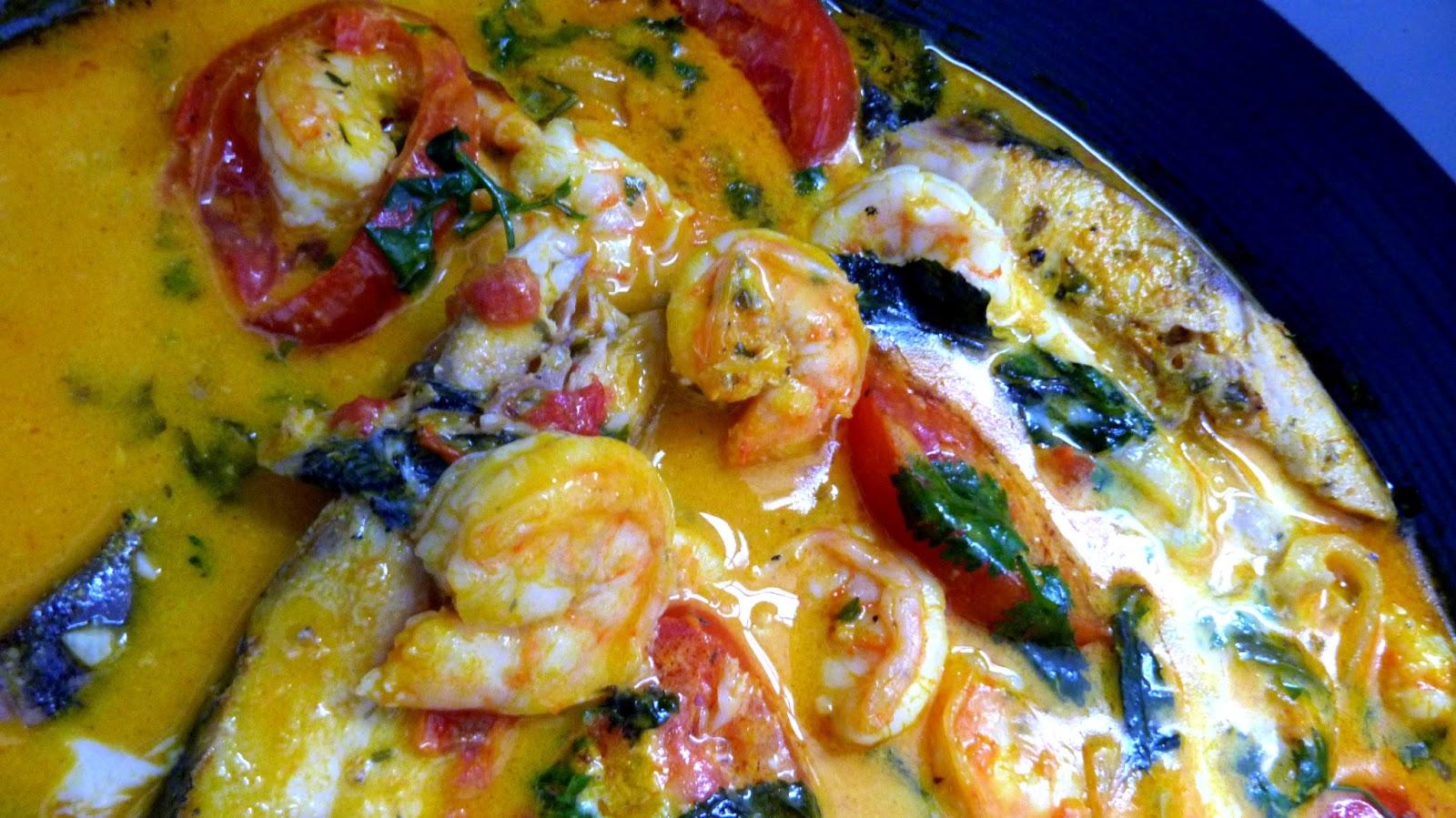 Dicas de ComerMoqueca de peixe com camarão