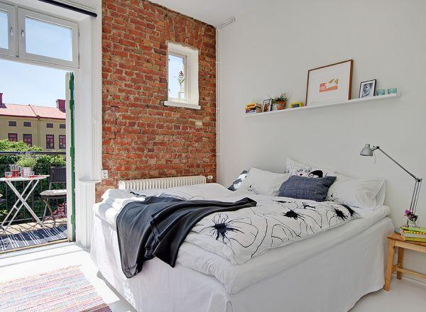 Dormitorios estilo escandinavo dormitorios con estilo for Dormitorio nordico