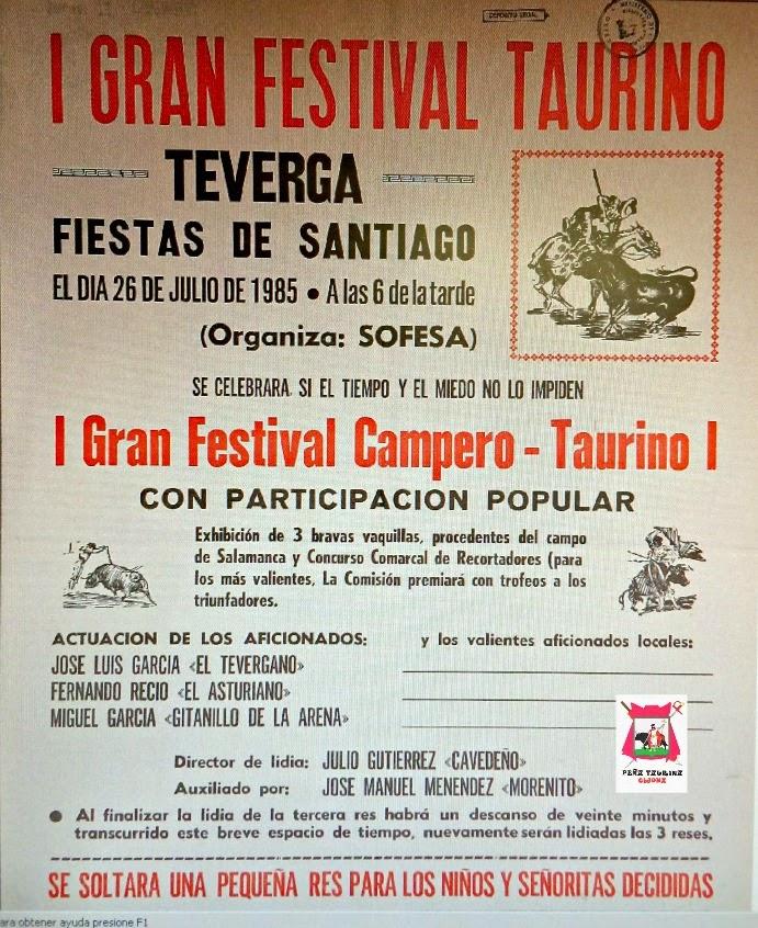 TEVERGA ASTURIAS TOROS