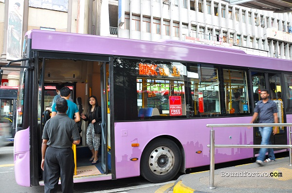 Go KL City Bus are Free Boundfortwocom