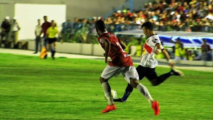 Paraná Clube vence Jacuipense e leva vantagem para Curitiba