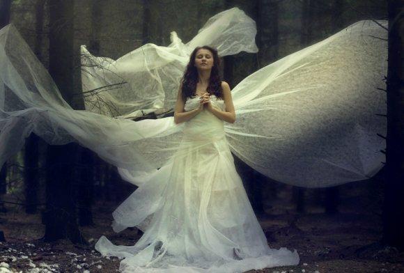 katerina plotnikova fotografia surreal mulheres natureza país das maravilhas Promessa