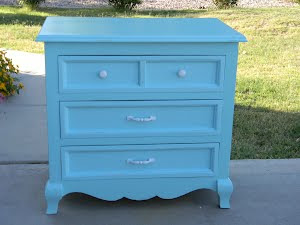 Shabby Chic Dresser  *SOLD*