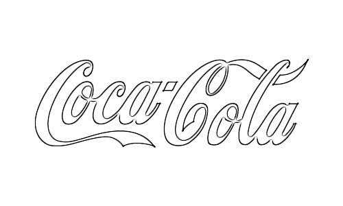 coca cola coloring pages - photo#17