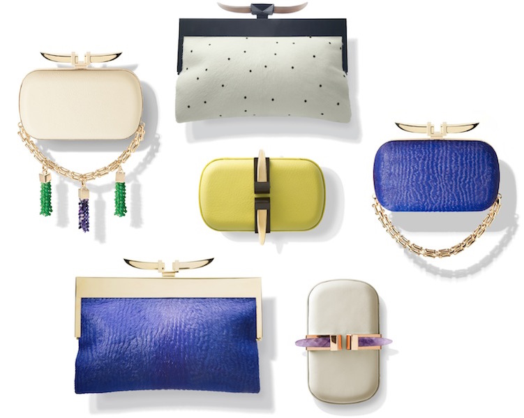 L'odissea collection handbags by Jalan Sahba