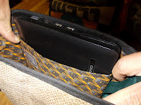 separate inside pocket for i-pad or tablet