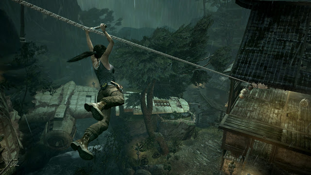 Tomb Raider 2013 Skidrow version